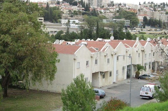 Israeli property prices