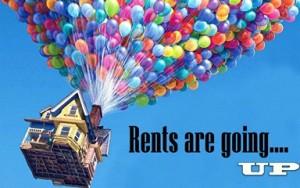 Rents Up