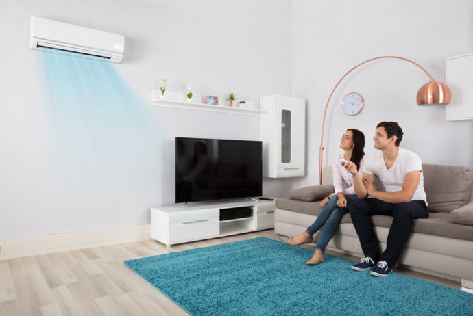 heating homes in israel